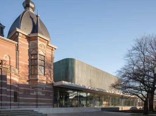 Musus Sacrum Arnhem, winnaar NRP GUlden Feniks 2018, categorie Renovatie