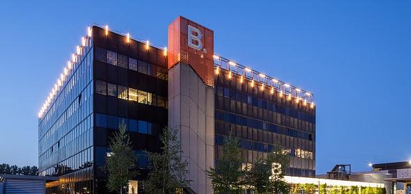 B.Amsterdam is nu een creatieve hotspot voor jonge ondernemers. Fotografie: Francisco Nogueira