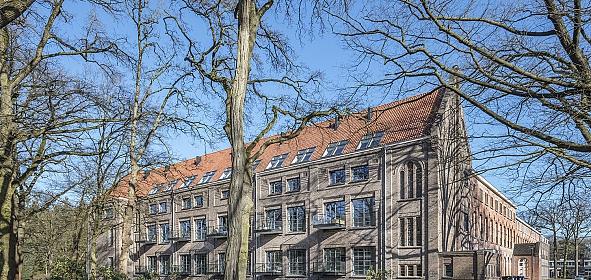 Kloostercomplex Eikenburg na de transformatie