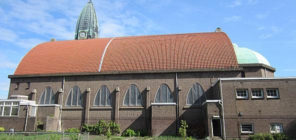 Oorspronkelijke situatie kerk