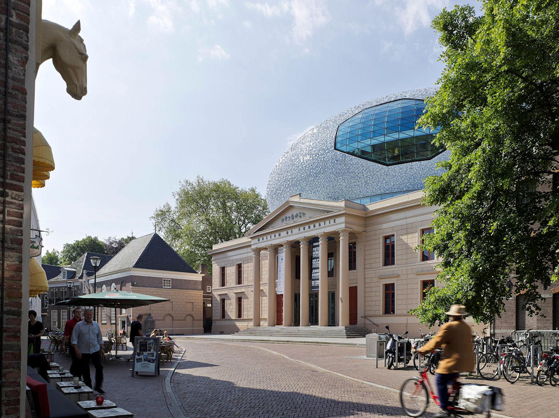 Uitbreiding museum de fundatie gulden feniks - Uitbreiding hal ...