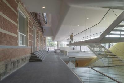 nieuw museum amsterdam